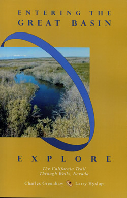 Gray Jay Press- Explore the California Trail through Wells NV
